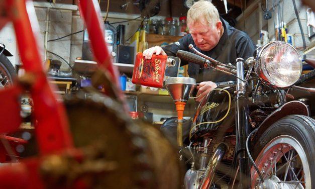 Fuchs Silkolene actualiza su gama de aceites para motos clásicas