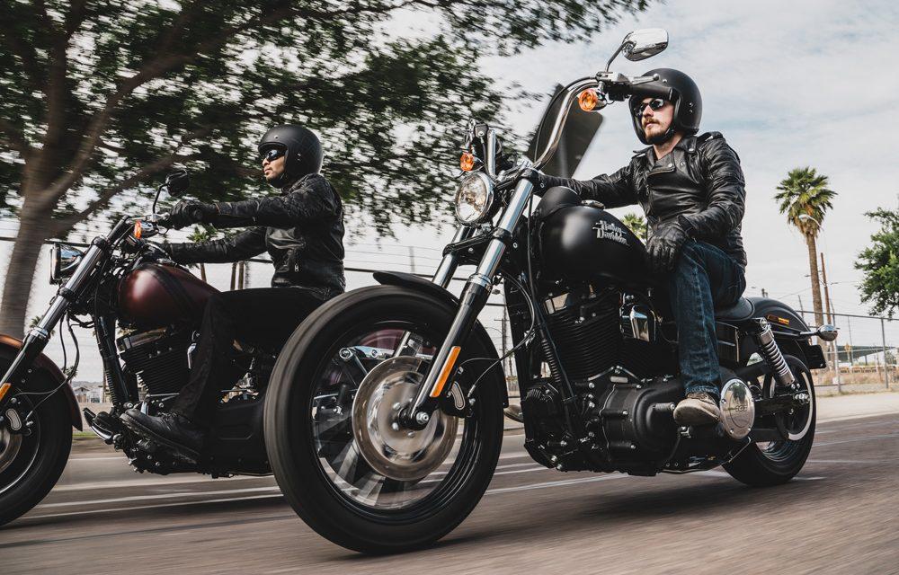 Harley Davidson celebra la libertad con su nuevo lema