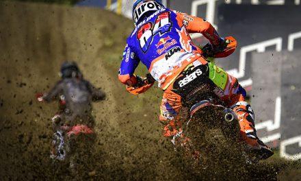 Mundial de Motocross en Uddevalla: Victorias de Gajser y Seewer