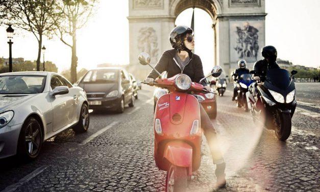 Matriculaciones de motocicletas descienden 5,4% en Europa durante primer semestre de 2017