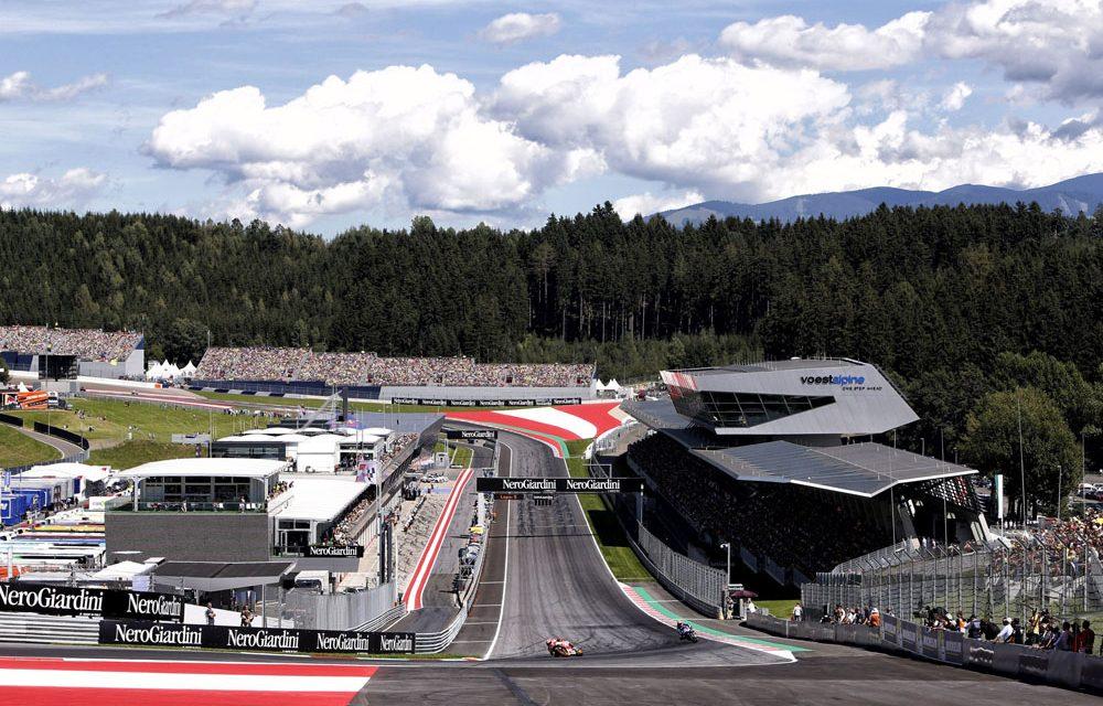 El Red Bull Ring ya está listo para recibir al Gran Premio de Austria