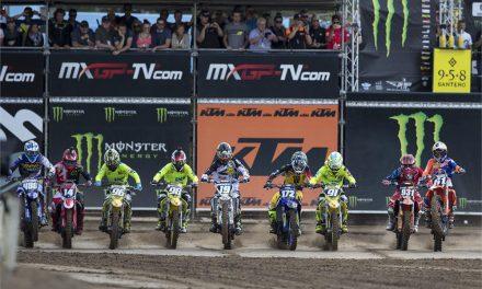 El equipo de KTM domina la prueba del Mundial de Motocross de Bélgica