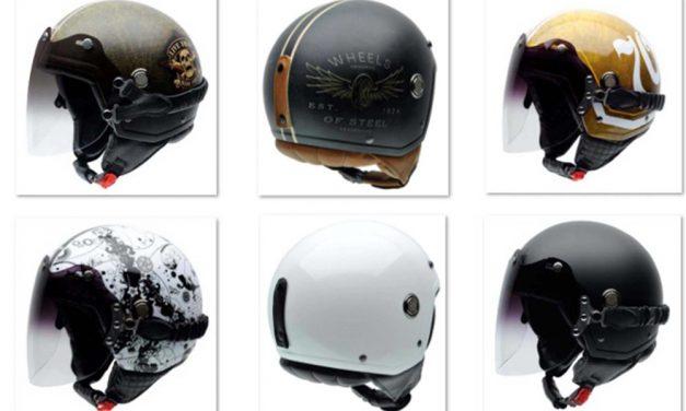 Tonup, el nuevo casco de estilo clásico de NZI