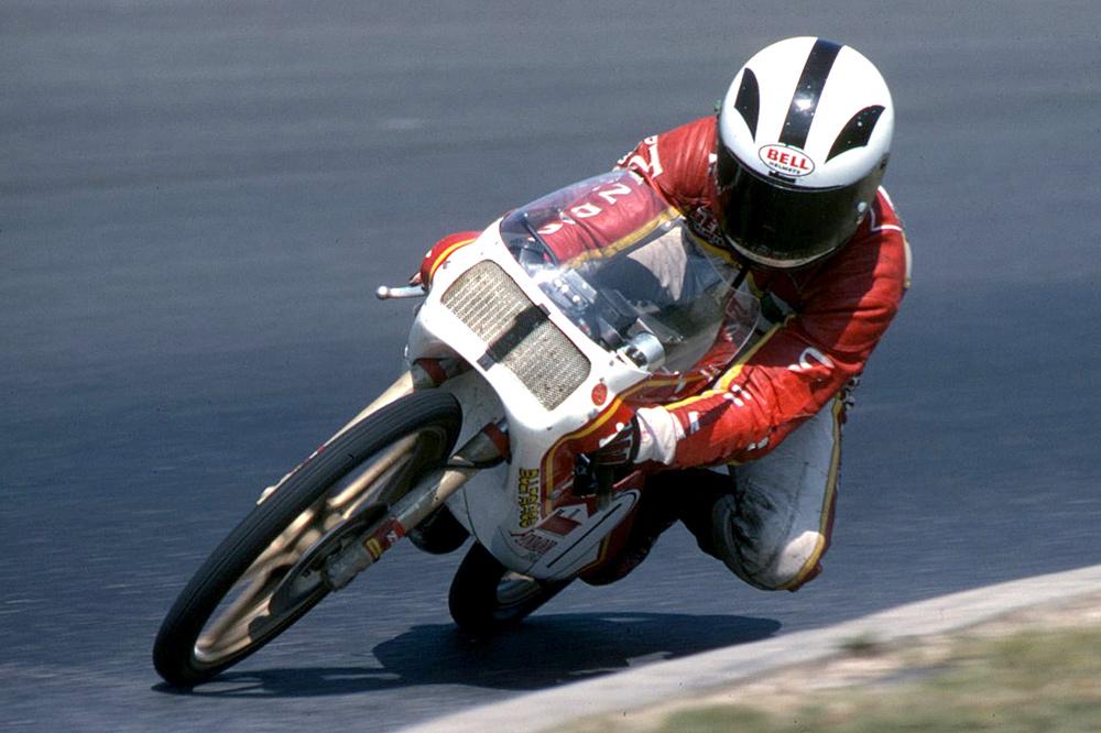 Angel Nieto, numero 1 del Motociclismo