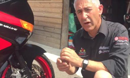 ¿Qué es el contramanillar en moto? Chicho Lorenzo nos lo explica