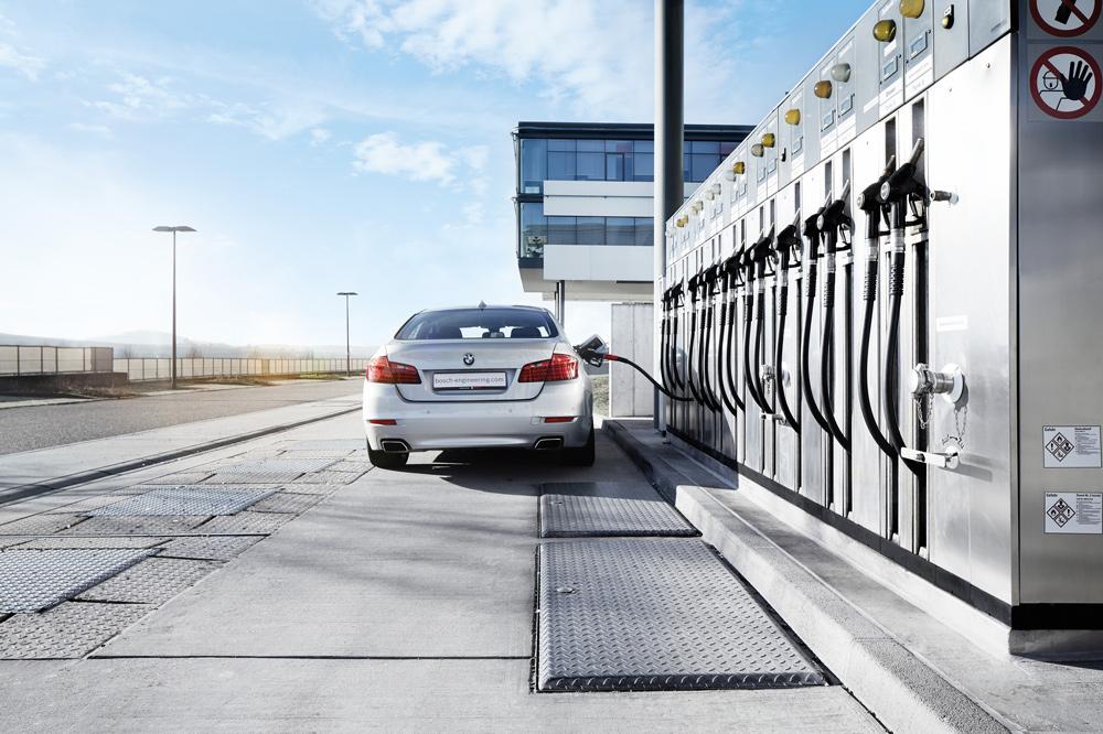 Bosch desarrolla un combustible sintético