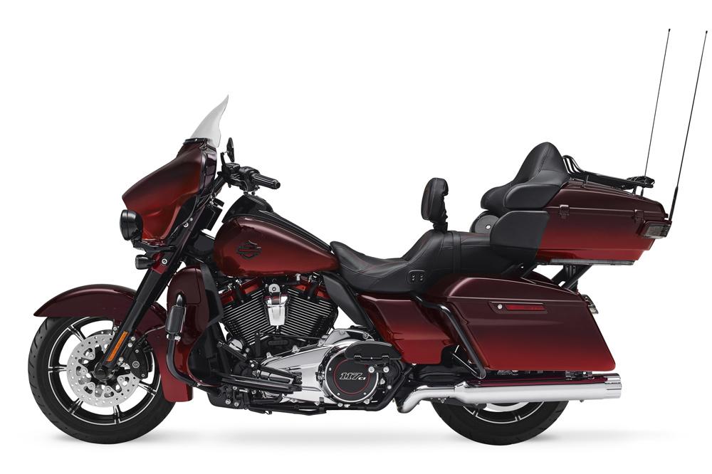 Harley Davidson Limited CVO 2018
