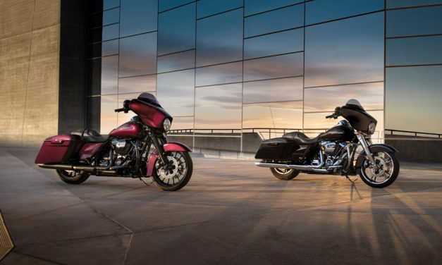 Harley Davidson Street Glide Special y Road Glide Special 2018
