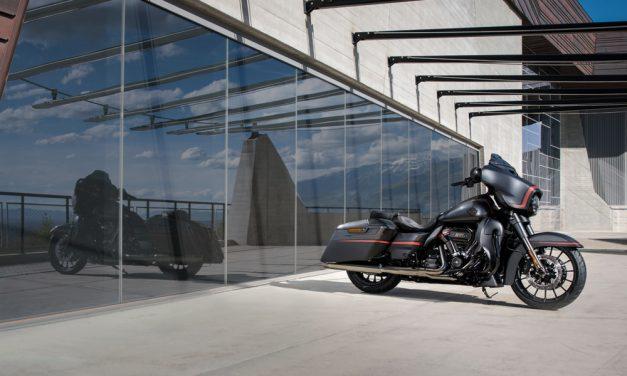 Harley Davidson Touring CVO 2018