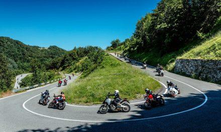 Viaja con Ducati al Rallye Dos Mares
