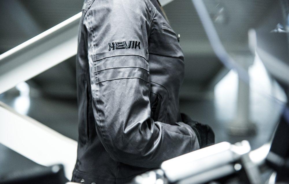 Chaqueta Madsen para moto de Hevik