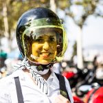 Distinguished Gentlemans Ride 2017. Nuria Prieto