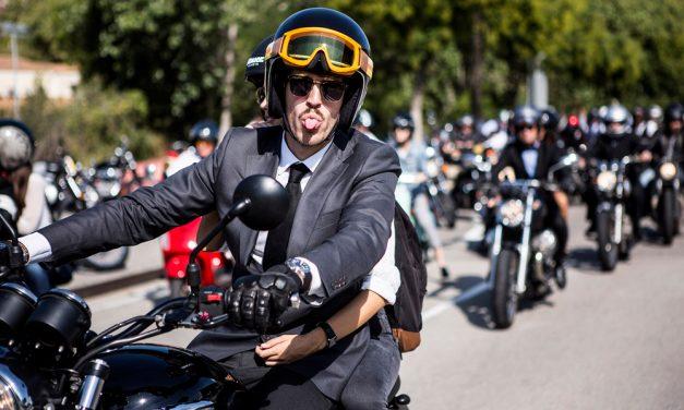 Distinguished Gentleman's Ride 2019: Motos contra el cáncer de próstata