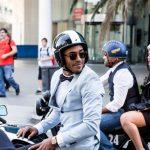 Distinguished Gentlemans Ride 2017. Nuria Prieto