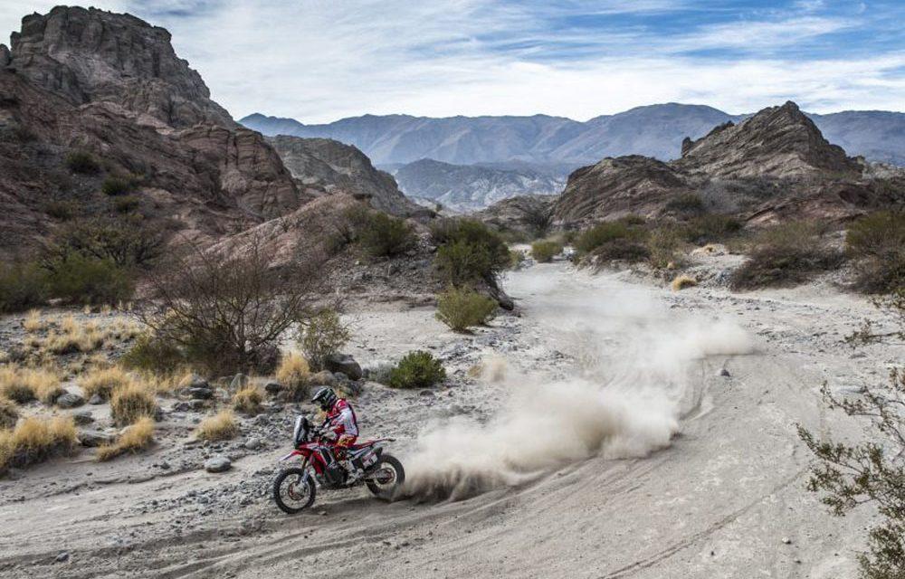 El Monster Energy Honda Team logra impresionantes dobletes en el Desafío Ruta 40