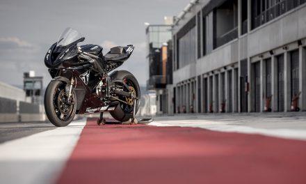 Triumph avanza positivamente en el desarrollo de su motor Moto2