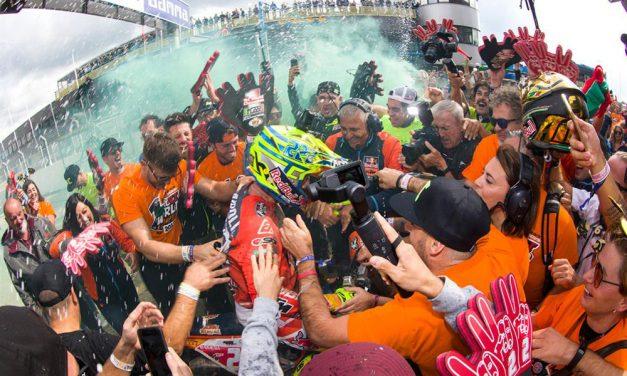 Cairoli se lleva a casa su noveno título de MXGP