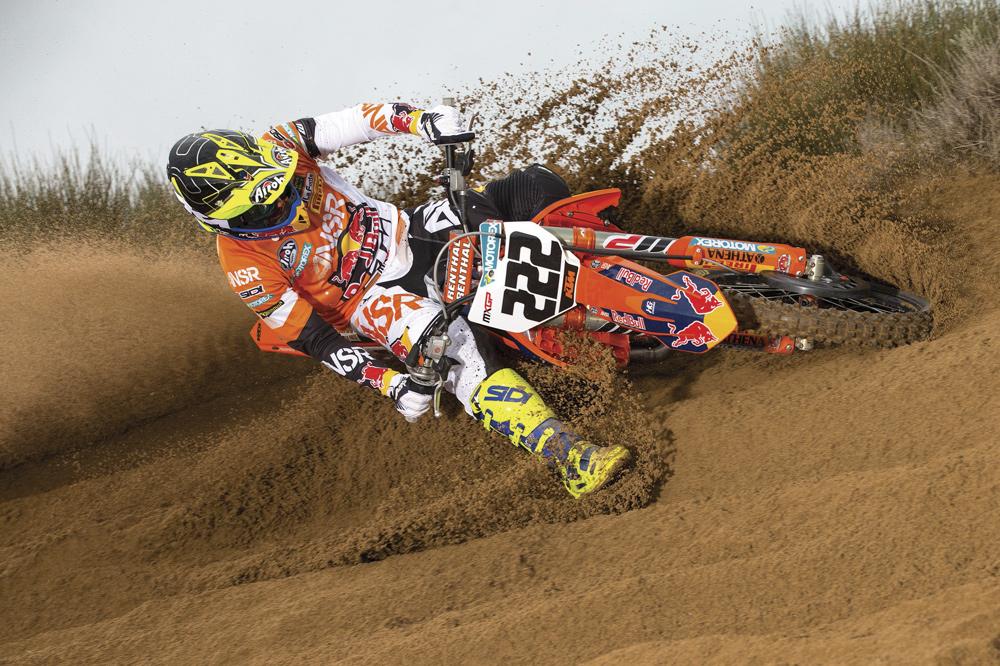 Tony Cairoli KTM