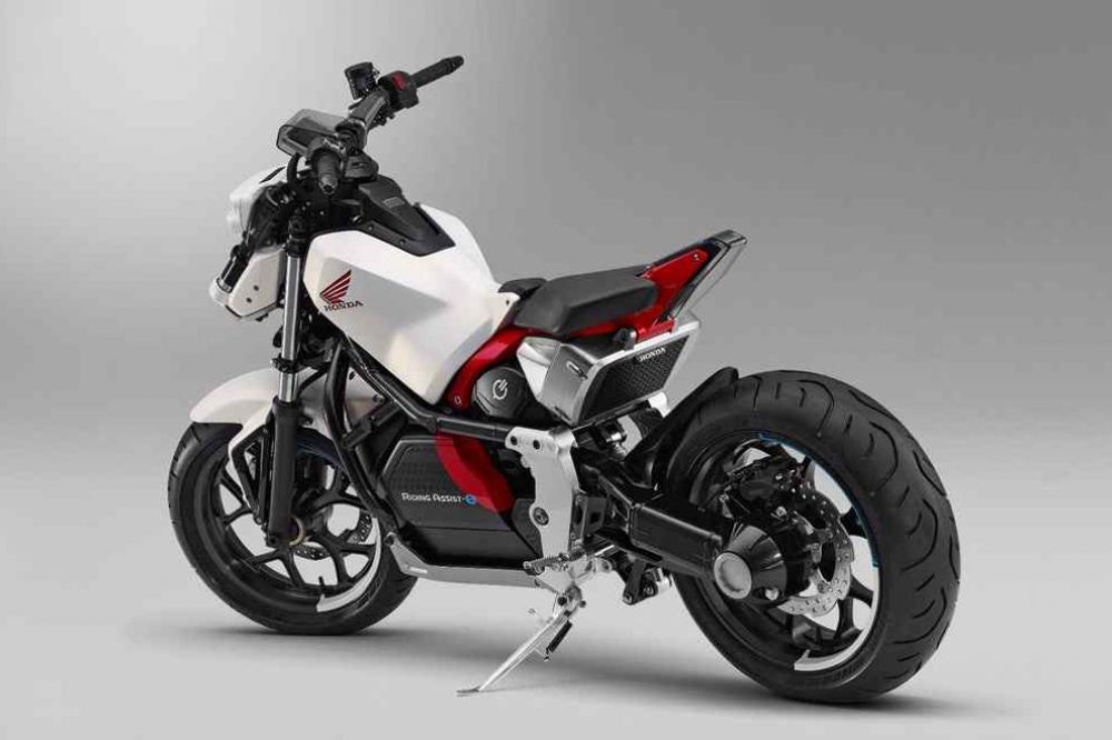 Honda Riding Assist E Concept