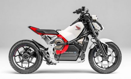 Honda Riding Assist-E Concept