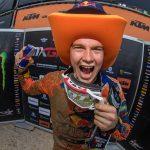 MXGP y MX2 en Francia: Jonass campeón del mundo de MX2