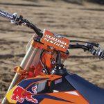 Renthal y KTM seguirán colaborando en competición