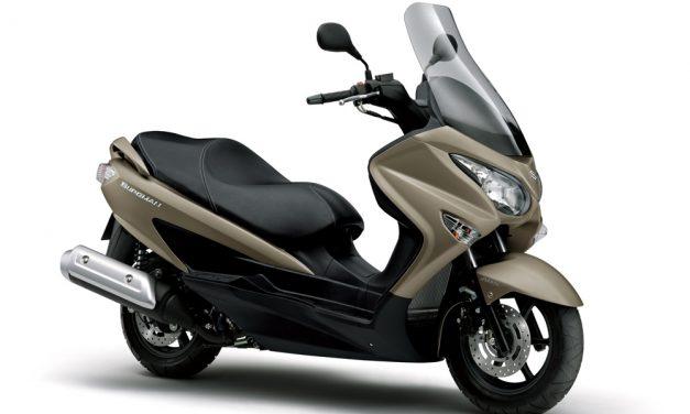 El Suzuki Burgman 125 y 200, al mejor precio