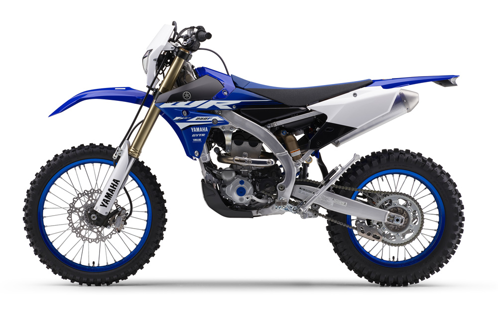 Yamaha WR 450 F Enduro