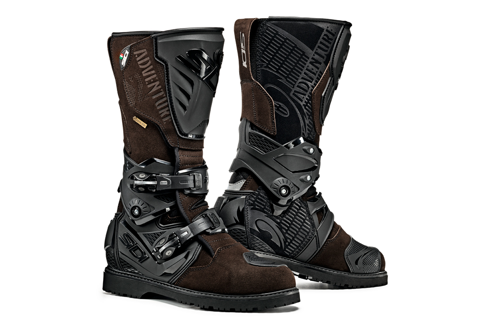 Botas Touring Adventure 2 Gore marrón de Sidi