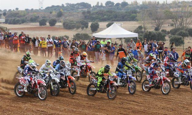 El Campeonato de España de Motocross ya tiene sus campeones de la temporada