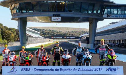 Campeones de España de Velocidad 2017