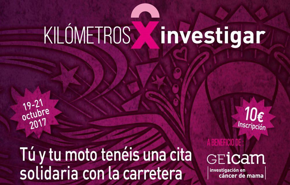 Motos y moteros contra el cancer de mama