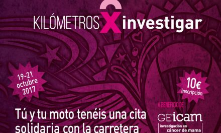 Motos y moteros contra el cancer de mama