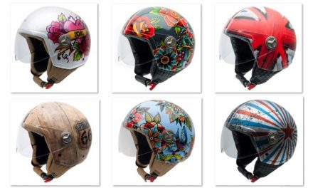 Zeta Optima, el nuevo casco de NZI