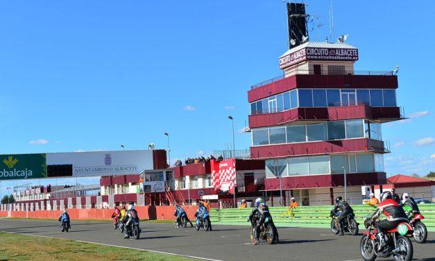La Copa de España de Velocidad Clásicas cerró la temporada en Albacete