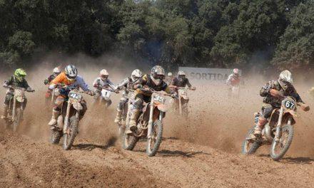 Penúltima prueba de la Copa de España de Motocross Clásico 2017