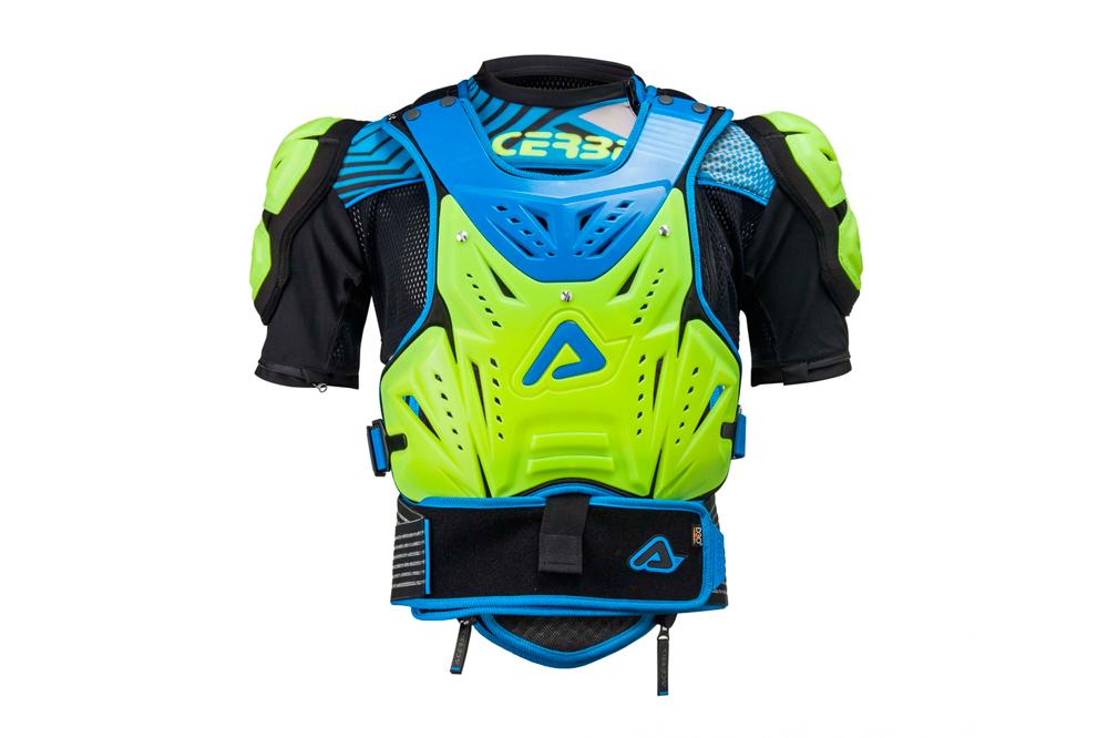 Protecciones Cosmo 2.0 Body Armour de Acerbis