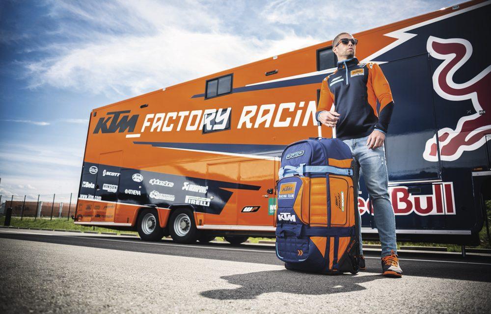 Catálogo KTM de ropa y complemetos 2018
