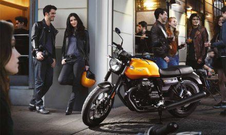 La Moto Guzzi V7 III Stone tiene nuevo precio de promoción