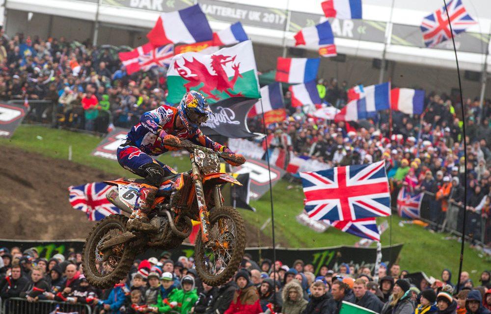 Francia triunfa en el Motocross de las Naciones por cuarto año consecutivo