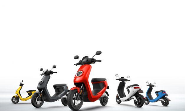 Los scooters eléctricos NIU llegan a España de la mano de Motos Bordoy