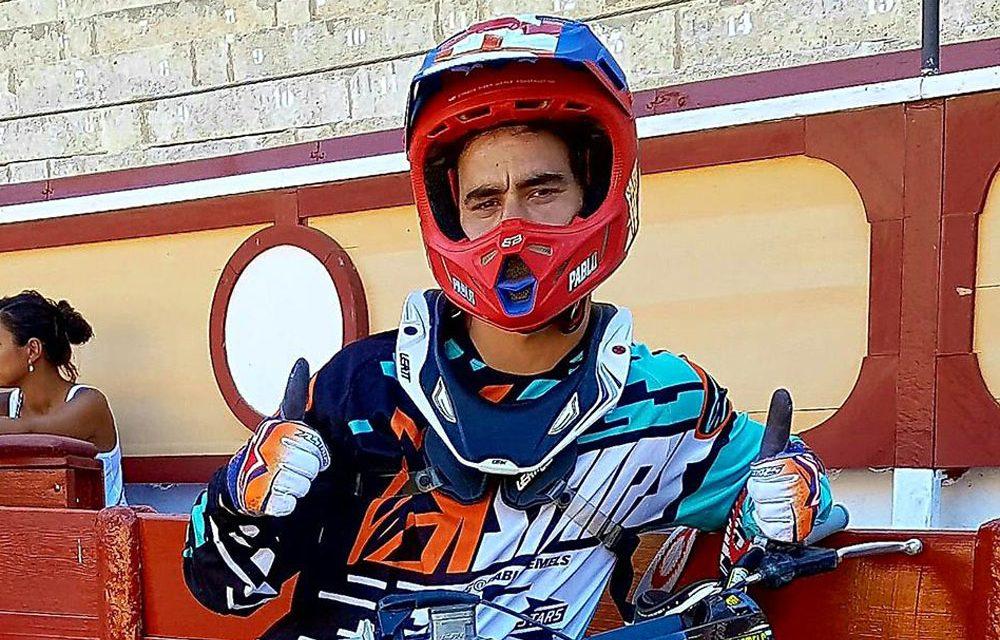Pablo Rodríguez, nuevo Campeón de España de Freestyle