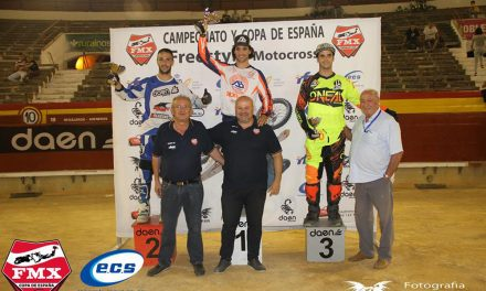 Pablo Rodríguez triunfa en el Freestyle de Castellón