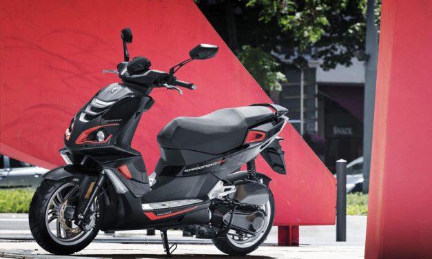 Peugeot Speedfight 125: scooter deportivo