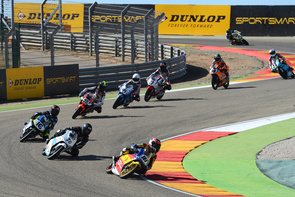 European Talent Cup Motorland Aragon 2017