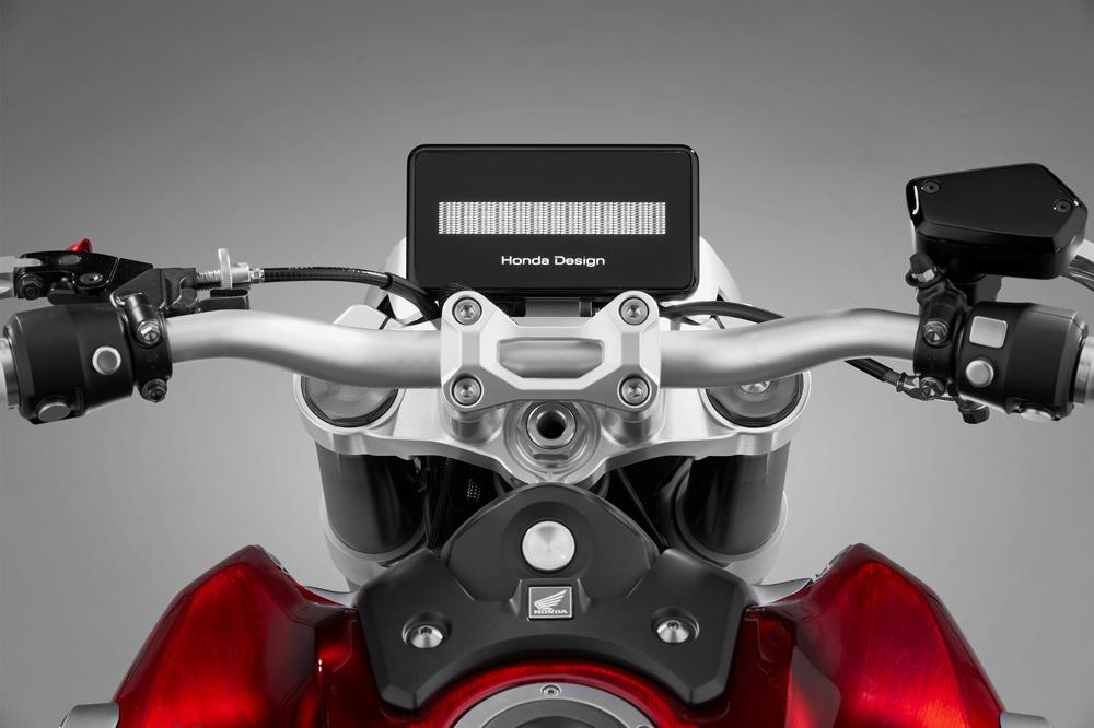 Honda Neo Sports Concept, cuadro de instrumentos