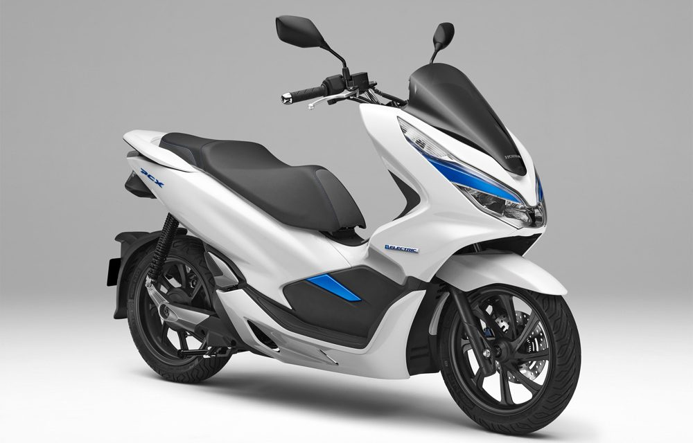 Honda PCX: scooter eléctrico e híbrido