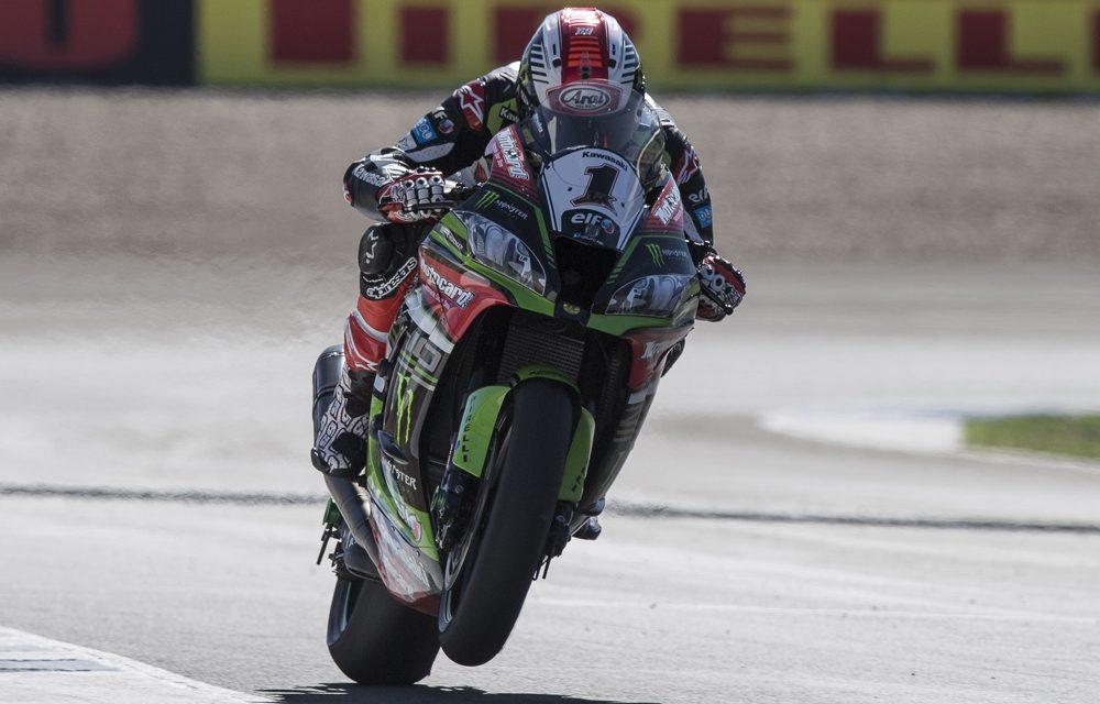 SBK Jerez: Doble victoria de Jonathan Rea