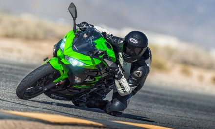 Kawasaki Ninja 400 2018: Deportiva y polivalente