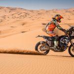 Laia Sanz hace historia en el Mundial de Rallys Cross Country
